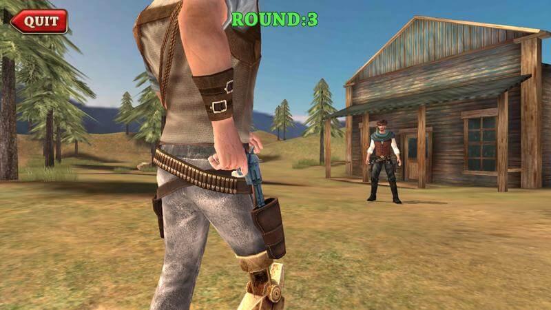 Pistoleiro do Oeste (West Gunfighter) v 1.8 apk mod DINHEIRO INFINITO