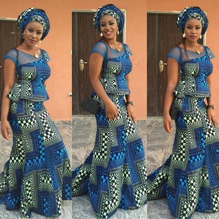 100 Pictures Of The Latest Ankara Peplum Styles In 2017 Peplum