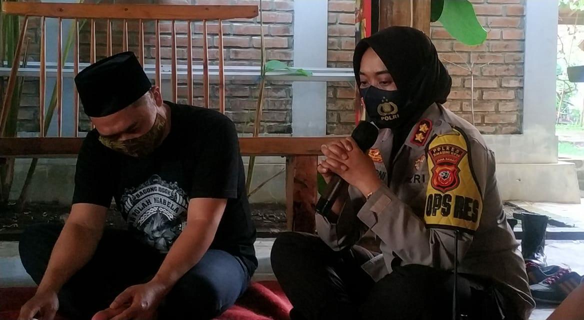 Kapolres Kota Sukabumi Sampaikan Permintaan Maaf Atas Insiden Perampasan HP Milik Wartawan