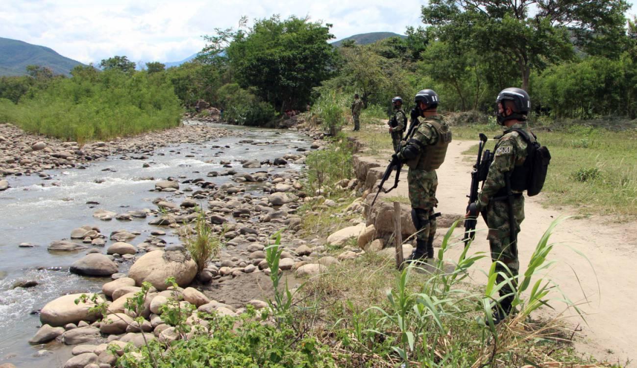 """Operación Muralla"", Colombia implementa para ""controlar"" frontera con Venezuela"