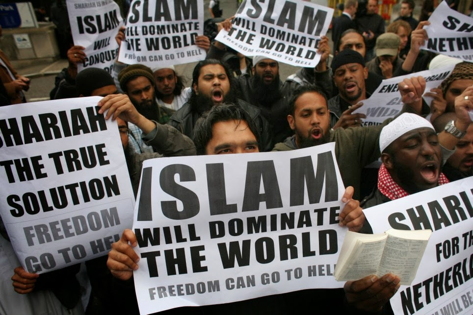 Risultati immagini per Migration expert warns that over 50m Muslims are willing to support jihadists who carry out terror attacks in defence of the religion