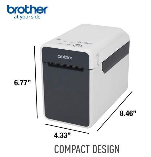 Brother TD2130N 2-inch Desktop Thermal Printer