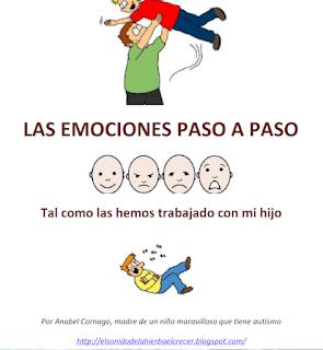 LAS EMOCIONES PASO A PASO