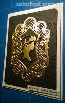 Couture Creations CO723025 Marianne Design Lr0139 Lr0236 Scor-Bug Embosser