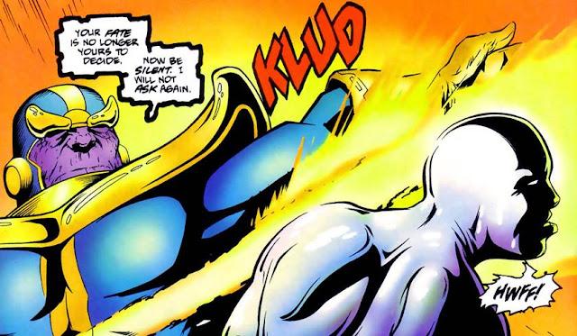 Top 15 Komik tentang Thanos yang Sebaiknya Kamu Baca