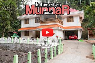 Indien Reise Weltreise nach Munnar Luxus für wenig Geld Die Wegsucher Katja und Arkadij WELTREISE.TV