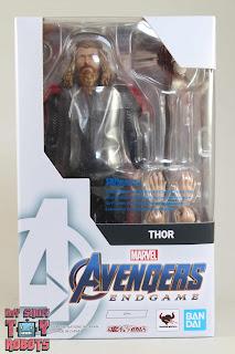 S.H. Figuarts Thor Endgame Box 01