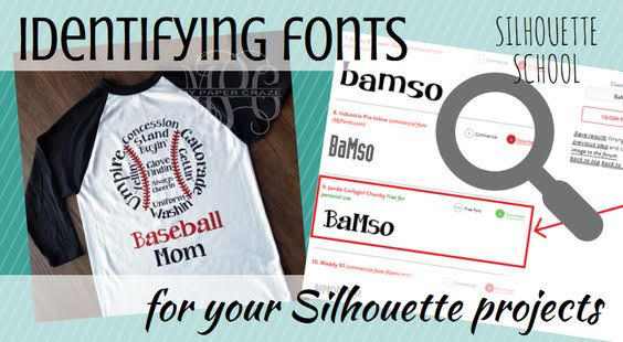 silhouette 101, silhouette america blog, silhouette fonts, silhouette cameo fonts, silhouette font,