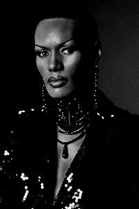 grace jones - a view to a kill