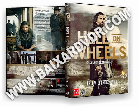 Hell on Wheels – 4ª Temporada (2014) DVD-R AUTORADO