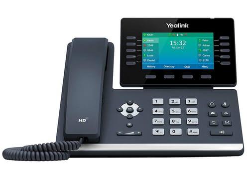 Yealink T54W IP Phone Color Display 16 VoIP Accounts