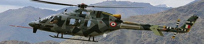 Army To Get Indigenous Light Utility Helicopters By Dec 2022