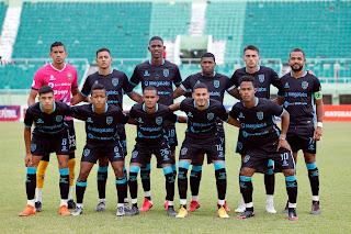 Los Guerreros caen por tercera vez en la Liga Dominicana de Futbol 2021