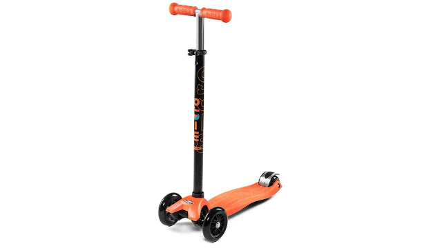 Swiss-Designed Micro Scooter for Kids