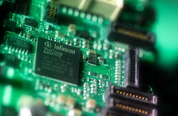 Infineon is nearing an agreement to buy Cypress Semiconductor