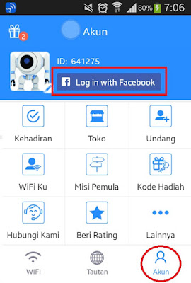 Cara Connect Wifi.ID Tanpa Akun / Voucher di Android