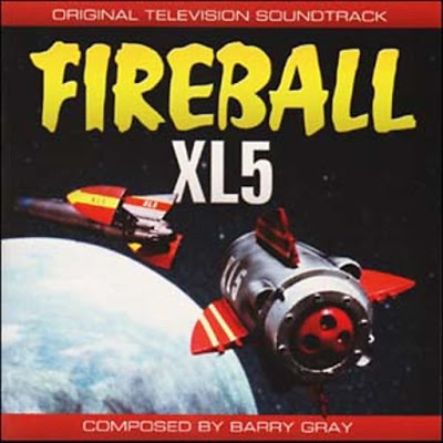 60s FIREBALL XL 5 - TV SERIES THEME SONG