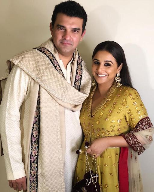 Vidya Balan (Indian Actress) Wiki, Age, Height, Boyfriend, Family and More...