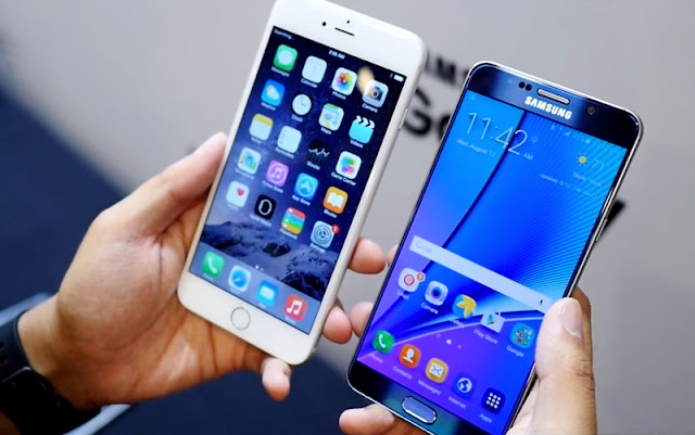 5 features of the Samsung Galaxy Note 5, which does not exist in iPhone