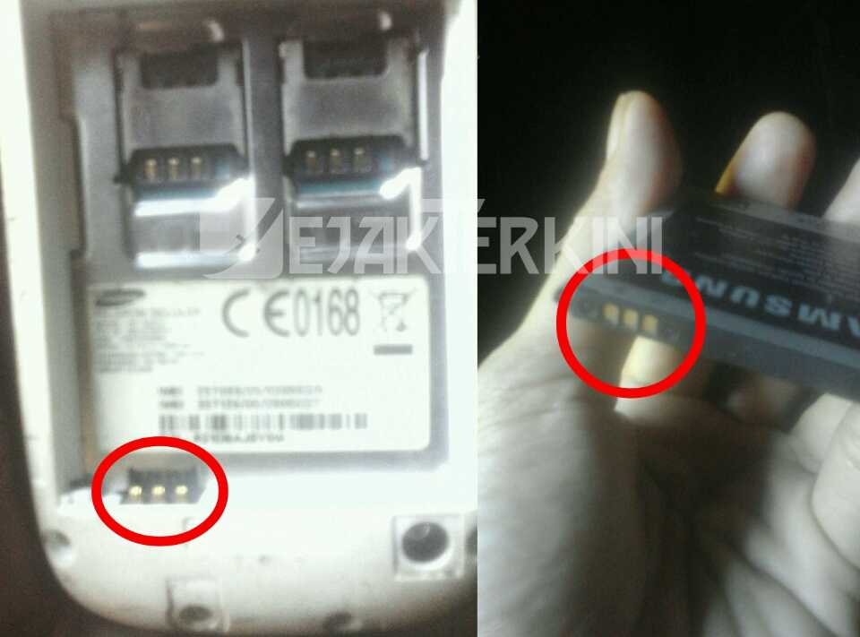 baterai konektor