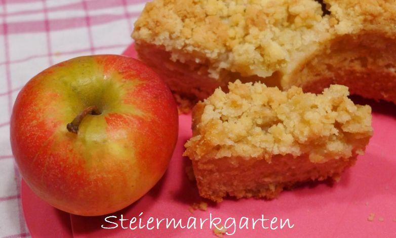 Apfelstreuselkuchen-Stück-Steiermarkgarten