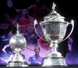 2020 Thomas & Uber Cup Finals: men, women draws results