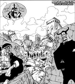 6 Fakta Blueno One Piece