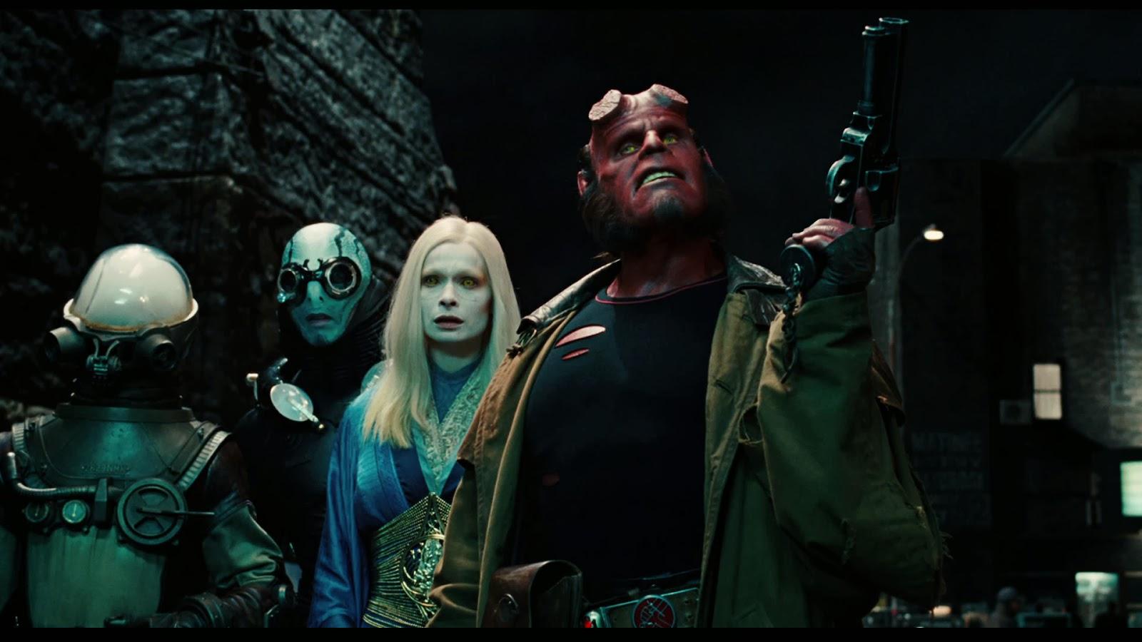 Wallpaper Hellboy 3 HD