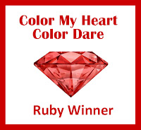 Color My Heart Color Dare