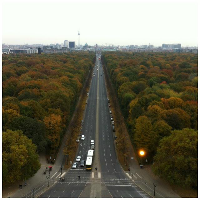 Top 15 coisas para fazer em Berlim - Tiergarten