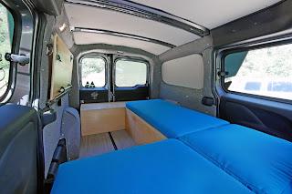 Box Camper Furniture Interior untuk mobil kapal dll + Furniture Semarang