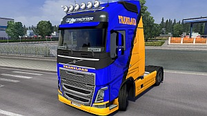 Volvo Transload skin mod