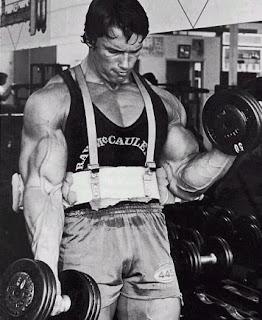 arm training tips