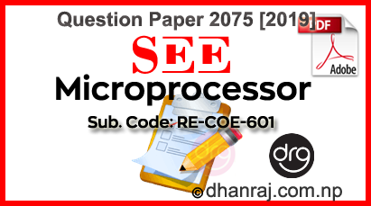 Microprocessor-Question-Paper-2075-2019-RE-COE601-SEE-DOWNLOAD