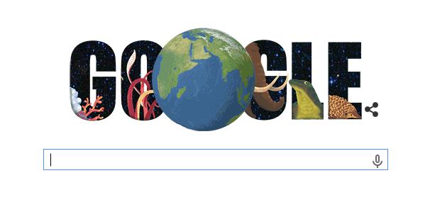 Giornata della Terra: fai il quiz di Google