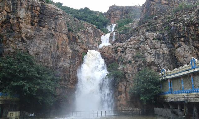 kapila theertham waterfalls