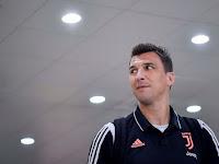 Juventus invite Mario Mandzukic to Raise the Suitcase