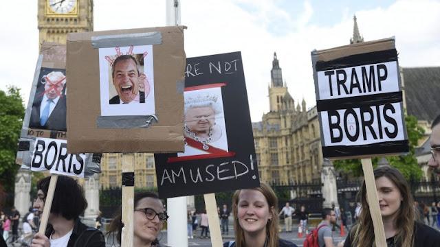 Η οργή του 2016: Οι δυτικές δημοκρατίες βρίσκονται σε μια δίνη που δυσκολεύονται να συλλάβουν