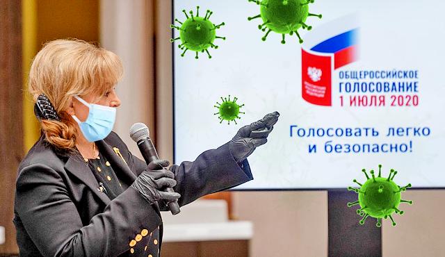 Может ли коронавирус в России «отменить» голосование по поправкам?