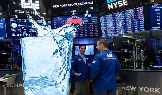#MadMax? Funesto para la humanidad: el agua comienza a cotizar en Wall Street