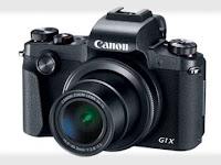 Canon PowerShot G1 X Mark III, Kamera Powershot Pertama Dengan Sensor Cahaya APS-C CMOS 24.3MP