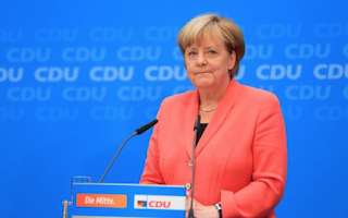 Angela Merkel Signals She May Back Down From Open-Door Refugee Policy After Disastrous Berlin Election