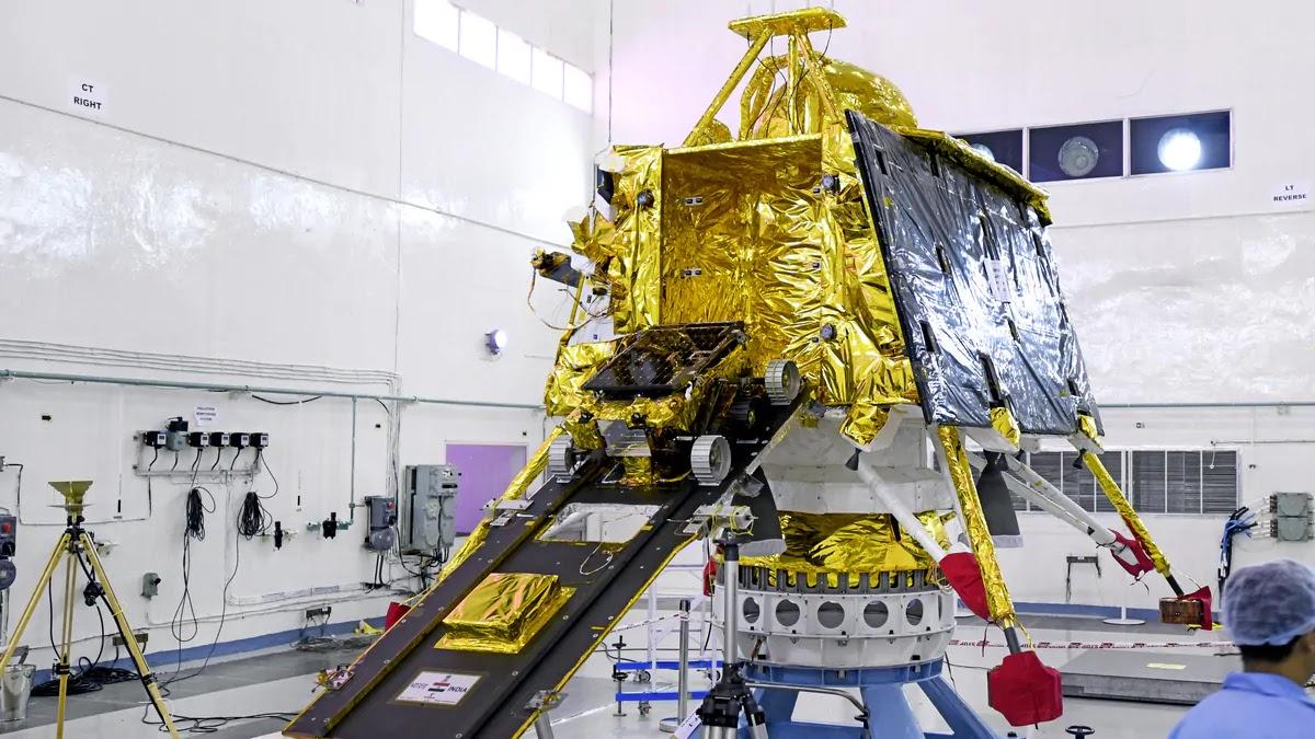 Chandrayaan-2 Orbiter Payload Detects Argon-40 in Lunar Exosphere