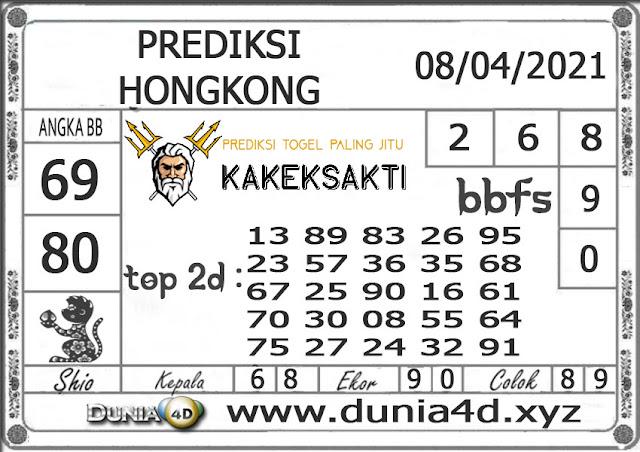 Prediksi Togel HONGKONG DUNIA4D 08 APRIL 2021