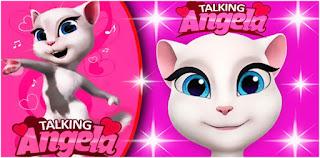 My Talking Angela Mod Apk Terbaru