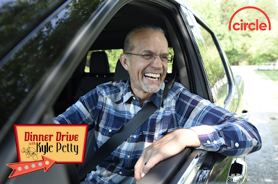 Famed #NASCAR Racer & Sports Personality Kyle Petty hits the road
