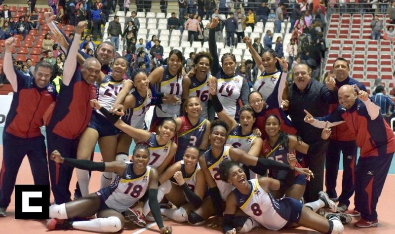 Las Reinas del Caribe derrotan a Azerbaiyán en Preolímpico