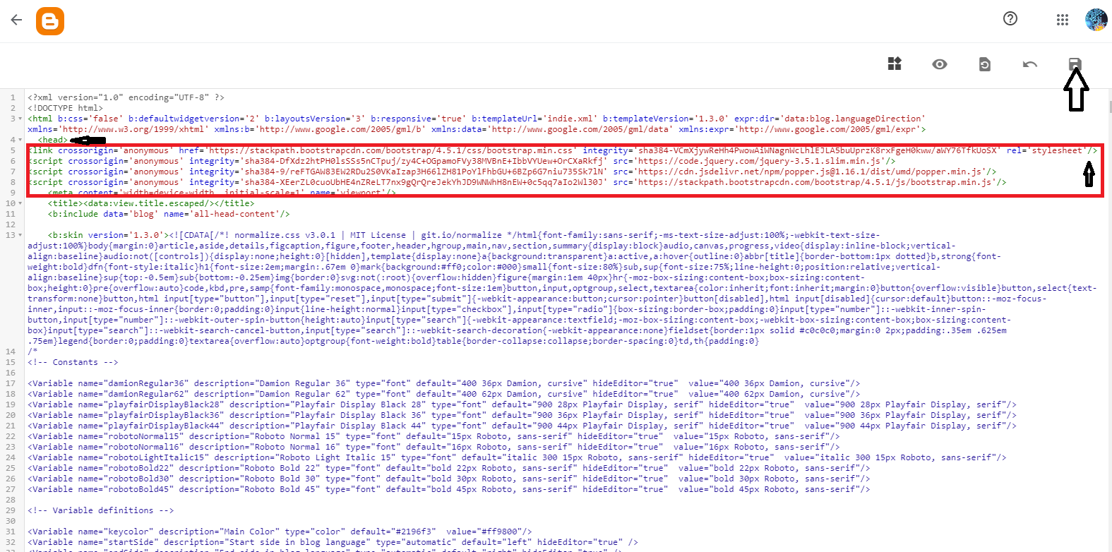 [Best Method] How To Add A Button In Blogger Post Using HTML Code [2020] | Edit Blogger Html