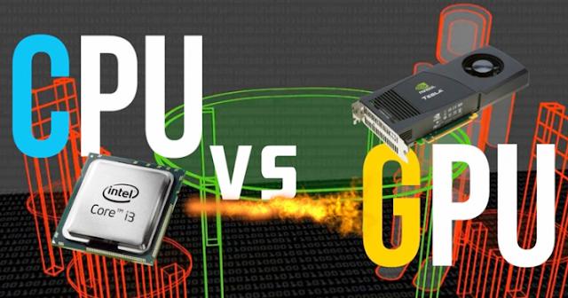 Apa Perbedaan Antara CPU dan GPU?