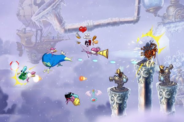 Rayman Origins (2012) Full Version PC Game Cracked